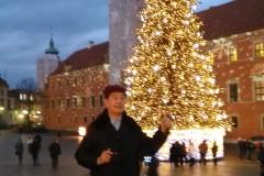 东欧六国之旅...波兰王宫城堡广场夜游记