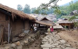 【沧源图片】独步边疆——高山上的佤族