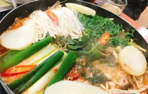 濟州島美食-24時土豆排骨湯