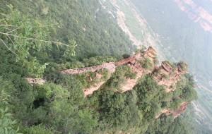 【太行山图片】行游太行山:不期而遇的仙台山让我领略了林虑山大峡谷壮丽风光