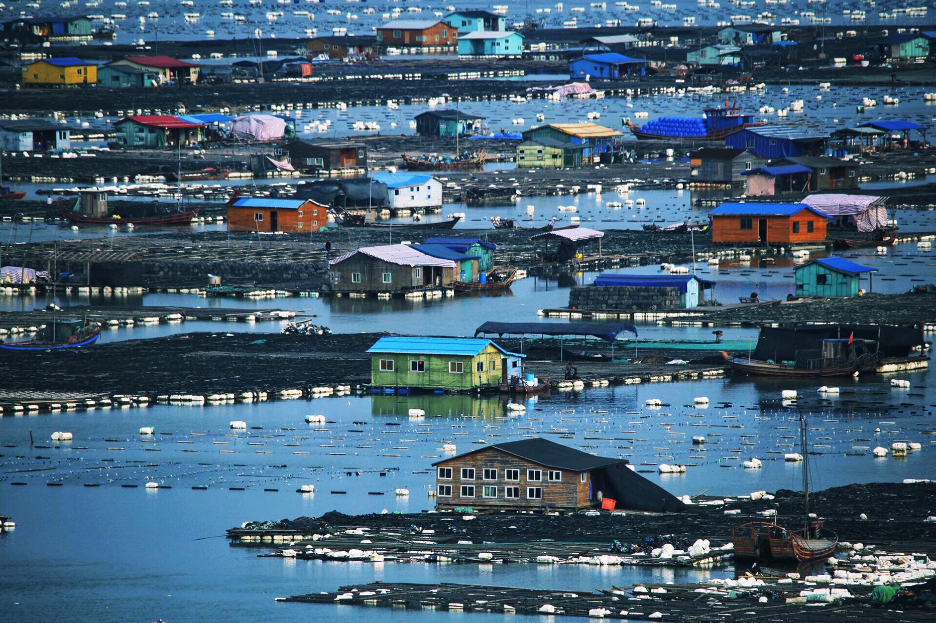 霞浦海上威尼斯-东安渔排