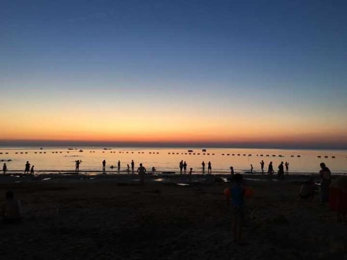 2018暑假 青州古城 遇龙河 烟台金沙滩 养马岛 荣成 威海10天亲子自