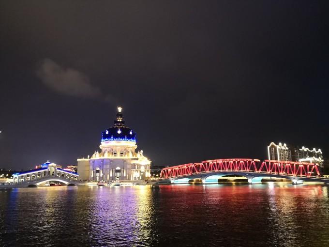 2018江阴海澜飞马水城江阴要塞风景区二日游