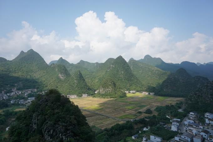 萬峰林風景區