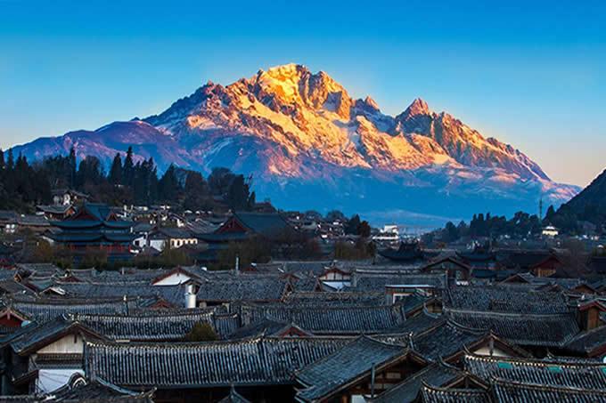 云南最佳旅游线路,大理—丽江—泸沽湖—香格里拉