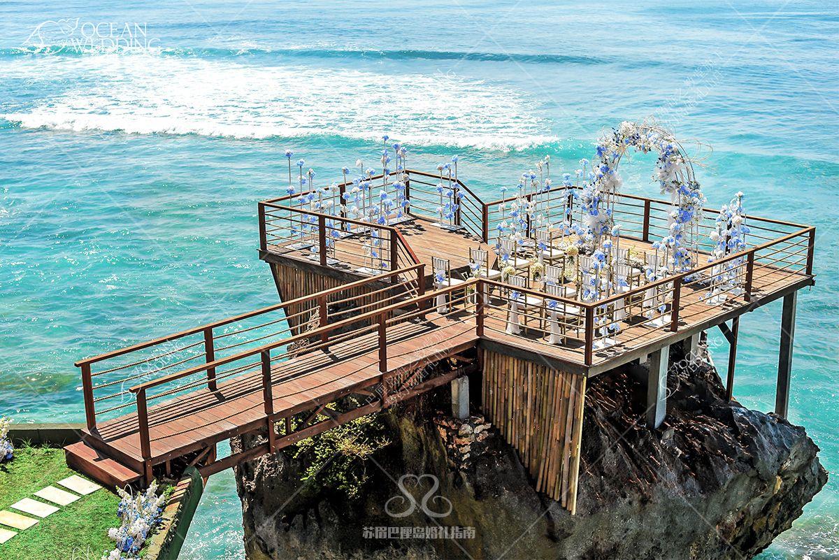 巴厘岛小众冷门高逼格婚礼场地一览