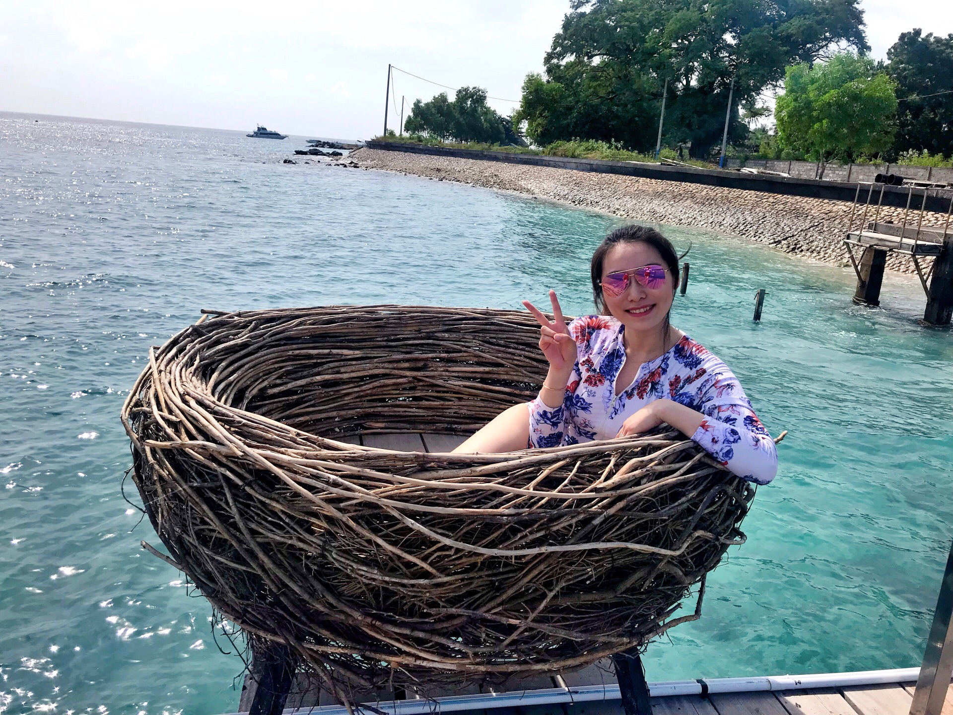 巴厘岛—在南纬八度放肆撒欢儿