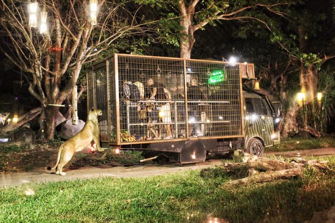 巴厘岛野生动物园(bali safari)游玩指南
