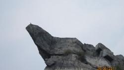 庐山景点-铁船峰