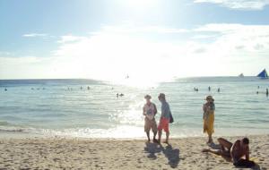 【长滩岛图片】长滩岛~~我和LP的❤honeymoon❤(含详细攻略另附岛上一些省钱小窍门,你想不到的)