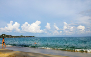苏梅岛娱乐-拉迈海滩