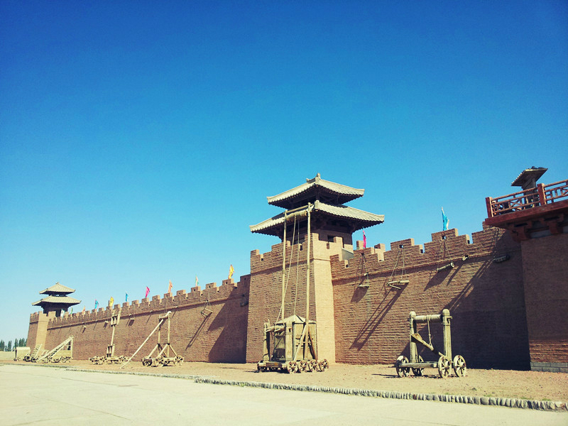 dunhuang attraction