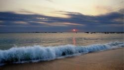 巴厘岛景点-金巴兰海滩