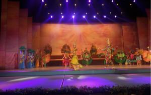 西双版纳娱乐-勐巴拉娜西歌舞剧场