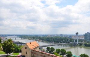 【布拉迪斯拉发图片】东欧行:斯洛伐克布拉迪斯拉发