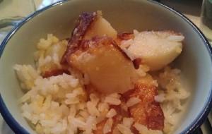 神农架美食-锅巴饭