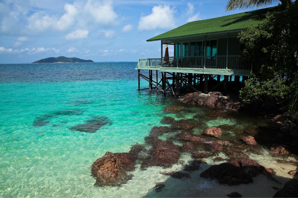 马来西亚 拉哇岛 pulau rawa