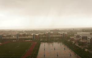 【阿克苏图片】拜城春雨