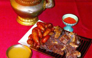 九寨沟美食-格萨尔宫廷藏餐