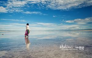 """【青海湖图片】【雍容makiori】风停止不了脚步去寻找""""七月的花嫁""""(甘南-年宝玉则-两湖一碑-茶卡盐湖)"""