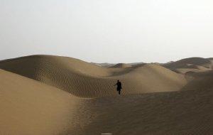 【塔克拉玛干沙漠图片】穿越塔克拉玛干(新疆的诱惑之二)