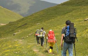 【五台山图片】五台山徒步穿越——大朝台