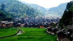 黔东南景点-肇兴侗寨