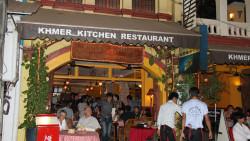 暹粒美食-高棉厨房餐厅(Khmer Kitchen Restaurant)