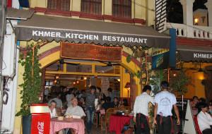 暹粒美食-高棉厨房餐厅