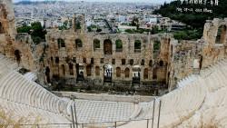 希腊景点-狄俄倪索斯剧场(Theatre of Dionysos)