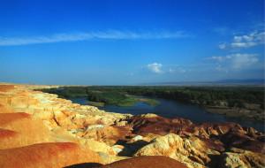【巴音郭楞图片】2012初夏西域行-北疆从A到Z