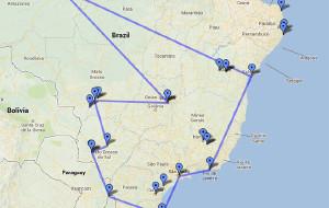 【巴西图片】笨小小的巴西17天纪行-巴西中南部的大环线-海量图片