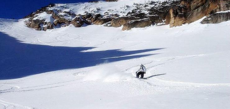 木札岭速龙滑雪场