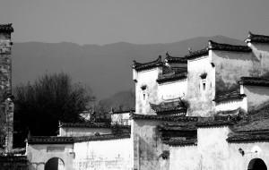 【查济图片】犀牛望月 之三 超美大图查济 宏村