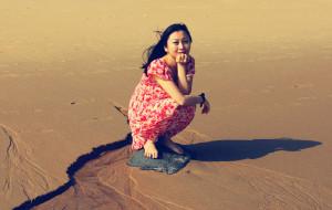 【漳州图片】幸福火山岛,属于我们的沙滩