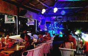 巴厘岛美食-Bamboo Bar & Grill