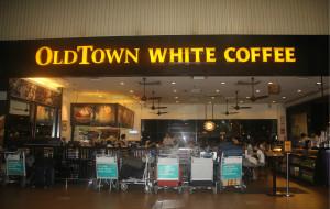 吉隆坡美食-Old Town White Coffee(中央火车站店)