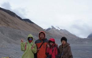 【珠穆朗玛峰图片】从西藏到尼泊尔 · 接近天堂的旅程(二)