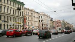圣彼得堡景点-涅夫斯基大街