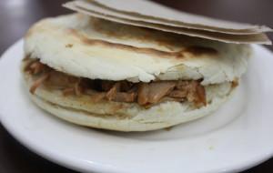 西安美食-子午路张记肉夹馍(翠华路店)