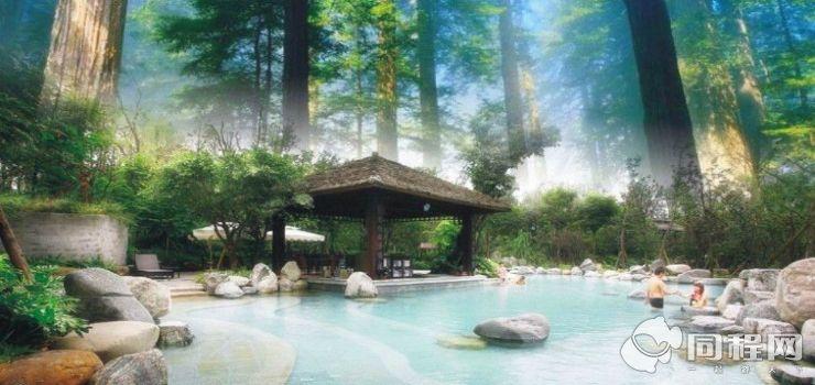 青城道温泉