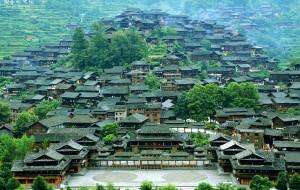 【贵州图片】(西江、镇远、青岩古镇)夏末——贵州追光的日子