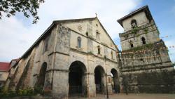 菲律宾景点-巴克雷扬教堂(Baclayon Church)