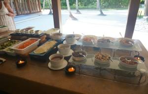马尔代夫美食-阿雅达岛酒店餐厅