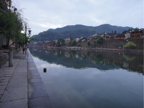 凤凰古城5日慢游 中途奔了南方长城 -凤凰游记图片
