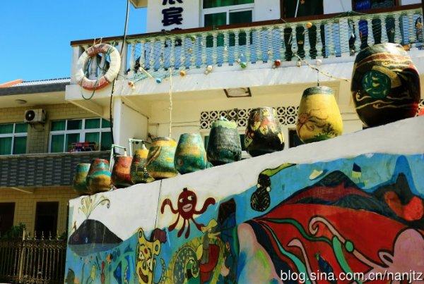 靡声海内外的嵊泗渔民壁画