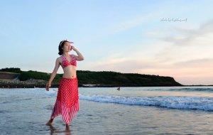 【澎湖图片】台湾台湾-阳光沙滩海浪比基尼
