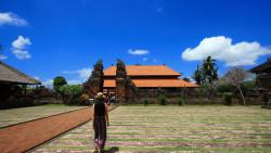巴厘岛景点-画家村(Pengosekan Village)