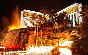 美国娱乐-火山喷发