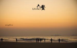 【六鳌图片】风车与海(漳浦六鳌)
